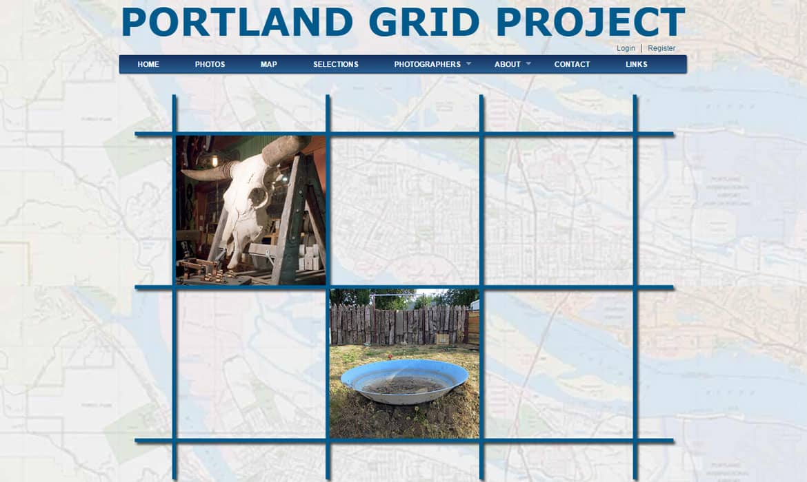 Portland Grid Project